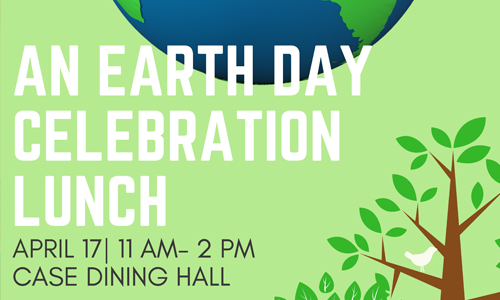 Earth Day Celebration Lunch