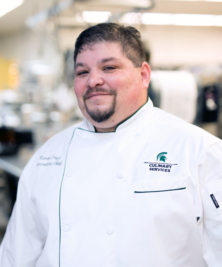 Chef Kevin Cruz