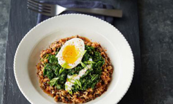Miso Kale Power Bowl