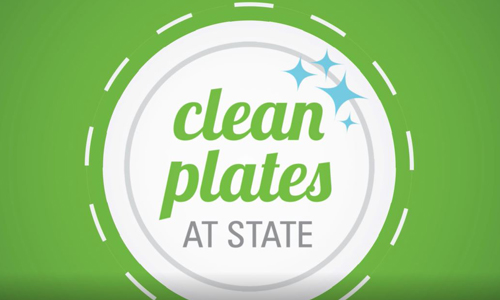 Clean Plates at State logo