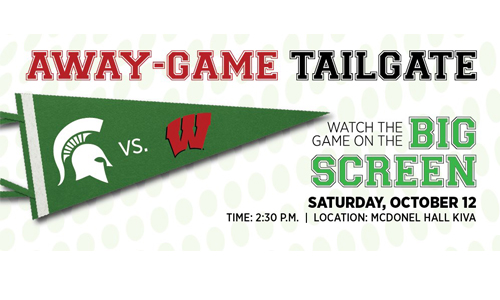 Away-game Tailgate graphic