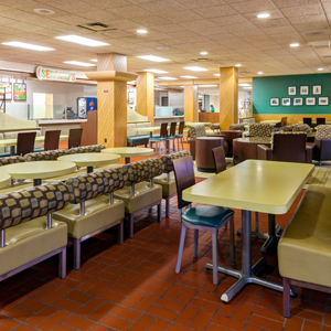 MSU Union Food Court